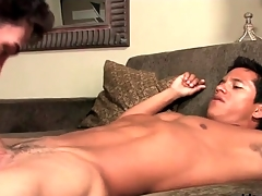 Hot delighted Latino top fucks that ass doggystyle