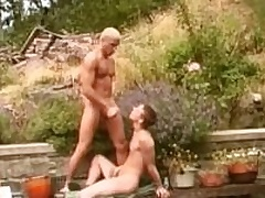 Downcast Gay Gardeners