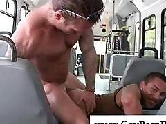 White stud fucks black brick anal