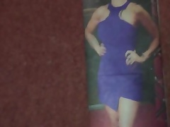 Nicole Scherzinger Cum Tribute 5